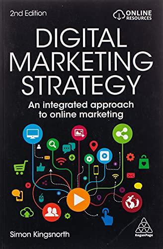 Digital Marketing Strategy By Simon Kingsnorth