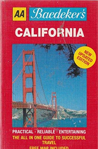 Baedeker's California By Editor