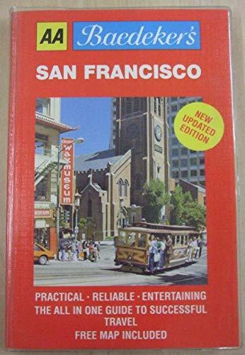 Baedeker's San Francisco By Carin Drechsler-Marx