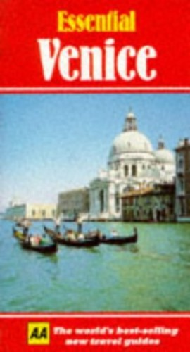 Essential Venice By Automobile Association
