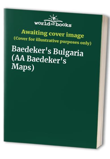Baedeker's Bulgaria
