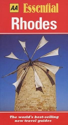 Essential Rhodes By Gerry Crawshaw