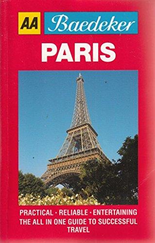 Baedeker's Paris By Parks