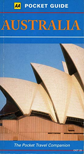 Australia: Pocket Guide By UNKNOWN