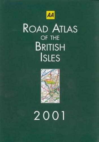 Road Atlas of the British Isles By Sara Craven