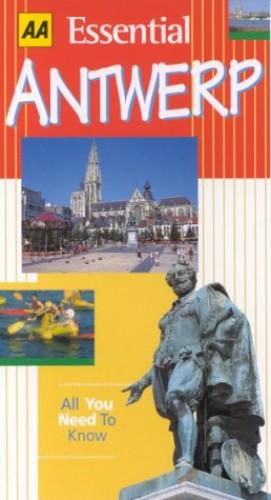 Essential Antwerp By Marc Willems