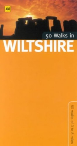 50 Walks in Wiltshire By David Hancock