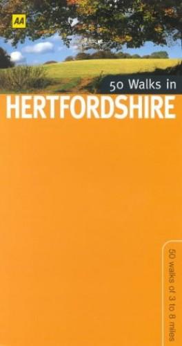 50 Walks in Hertfordshire By Martin Andrew