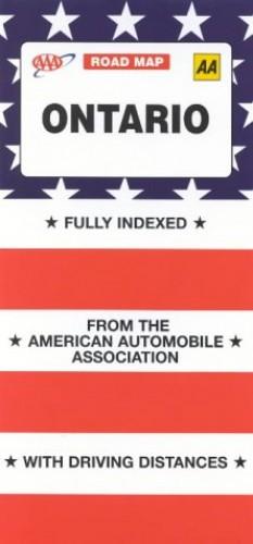 Ontario By American Automobile Association