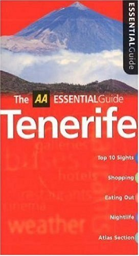 Essential Tenerife By Andrew Sanger