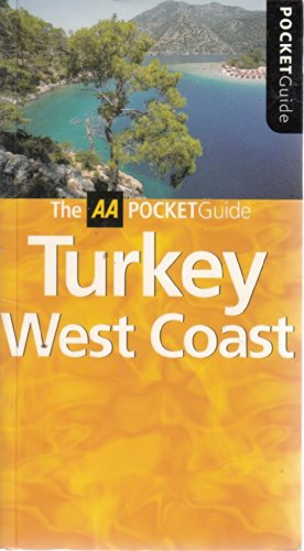 The AA Pocket Guide Turkey West Coast By Sean Sheehan