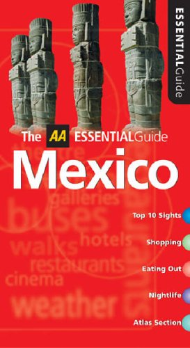 AA Essential Mexico by Fiona Dunlop