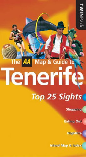 AA Twinpack Tenerife By Andrew Sanger
