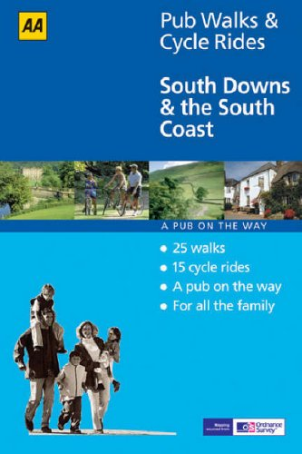 South Downs and the South Coast by Nick Channer