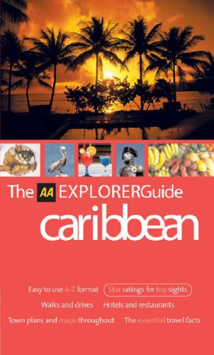 AA Explorer Caribbean By James Hamlyn
