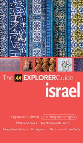 AA Explorer Israel By Andrew Sanger