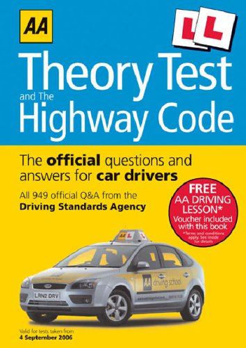 AA Theory Test and the Highway Code by