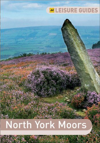 AA Leisure Guide North York Moors By AA Publishing
