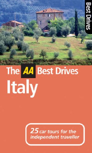 AA Best Drives Italy By Paul Duncan