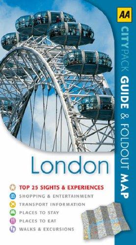 AA CityPack London By Louise Nicholson