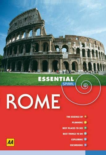 Rome By AA Publishing