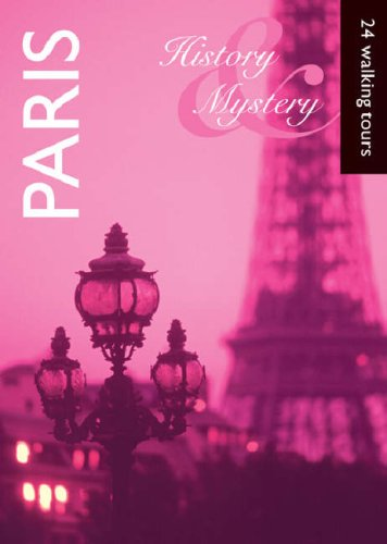 Paris (AA History and Mystery) (AA Picture CD) Created by AA Publishing