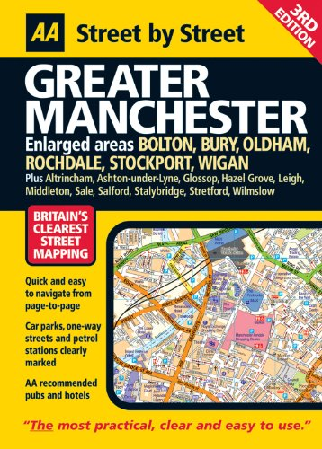 Greater Manchester By AA Publishing