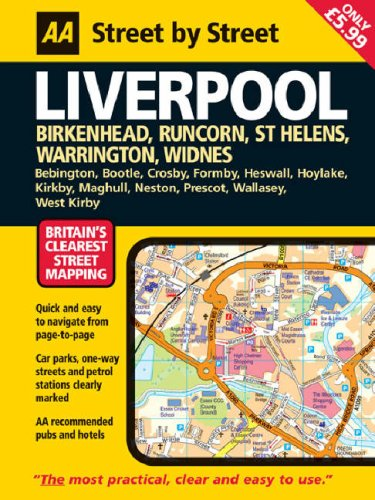 Liverpool By AA Publishing