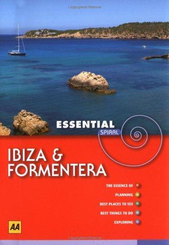 Ibiza and Formentera By AA Publishing