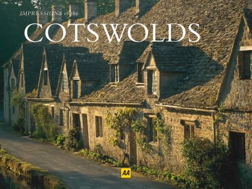 Cotswolds by AA Publishing