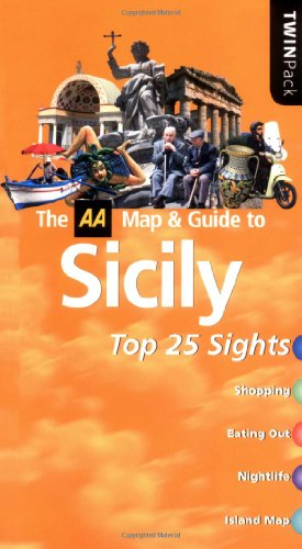 Sicily By AA Publishing