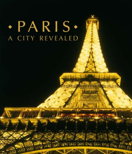 Paris a City Revealed By AA Publishing