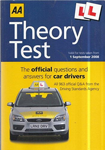 Theory Test: The Official Questions and Answers for Car Drivers