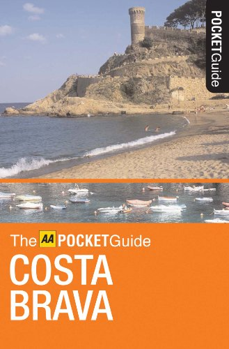 AA Pocket Guide Cosata Brava (The AA Pocket Guide)