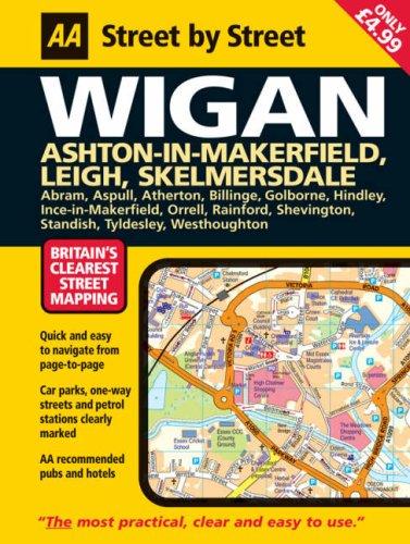 Wigan By AA Publishing
