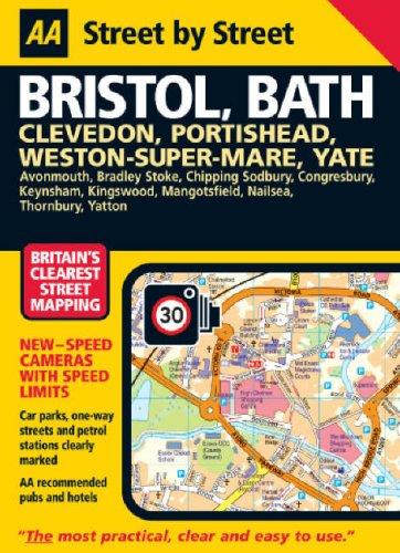 Bristol By AA Publishing