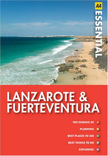 Lanzarote and Fuerteventura By Andrew Sanger