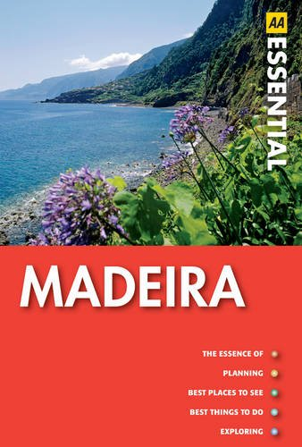 Madeira (AA Essential Guide) (AA Spiral Guides)