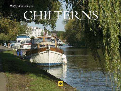 The Chilterns By AA Publishing
