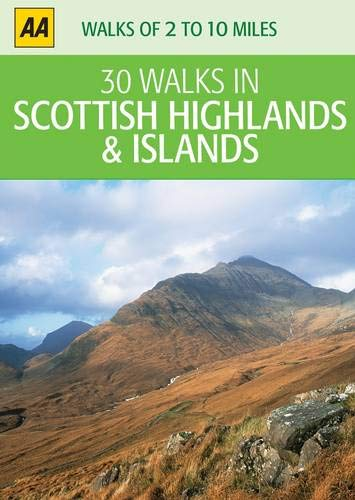 Scottish Highlands and Islands By Automobile Association