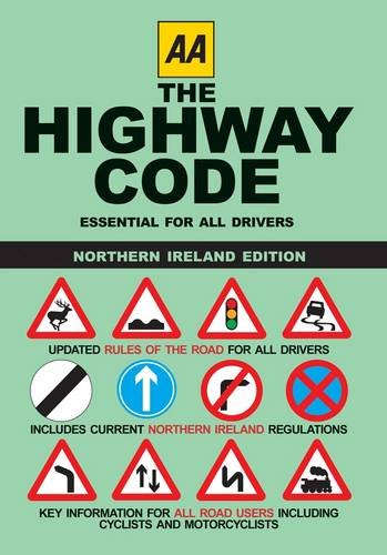 AA the Highway Code - Northern Ireland by