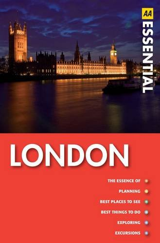 London By Created by AA Publishing
