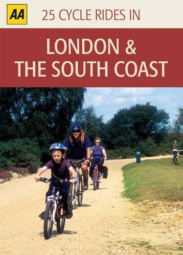 London and the South Coast By AA Publishing