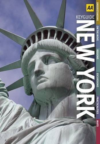 New York By AA Publishing