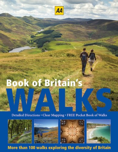 Book of Britain's Walks by AA Publishing