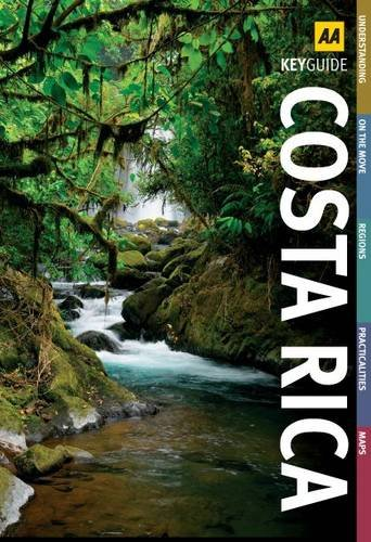 Costa Rica By AA Publishing