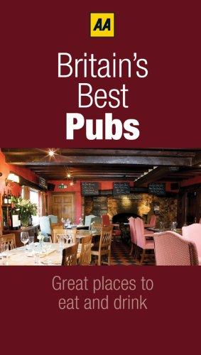 AA Britain's Best Pubs by AA Publishing