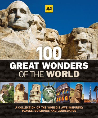100 Great Wonders of the World By AA Publishing