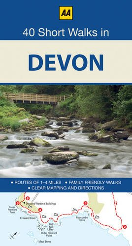 Devon By Created by AA Publishing