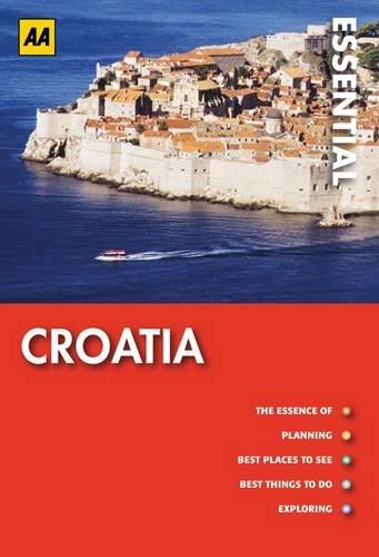 Croatia By AA Publishing